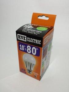 Светодиодная лампа A60-10SD1 E27