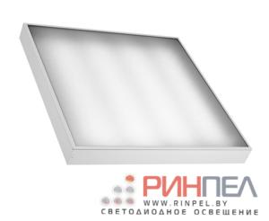 Светодиодный светильник встраиваемый накладной KVE-PL-0606-036