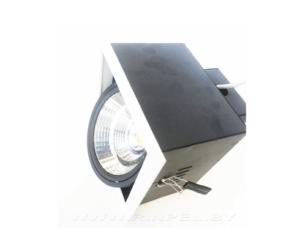 Светодиодный светильник встраиваемый точечный BLX-12C01-1 12W