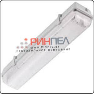 Cветильник светодиодный накладной с линейками 40W IP65 (Корпус ЛСП 2*36)