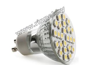 Светодиодная лампа GU10-03SG1, 3W