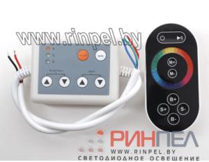 RGB Контроллер DDH-TC4 с сенсорным пультом управления