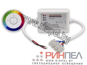 RGB Контроллер DDH-TC2 с сенсорным пультом управления