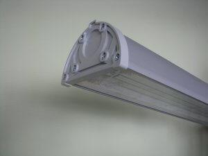 Светодиодный Низковольтный Светильник KVE LV-1L-140-12/24/36(вольт)AC/DC