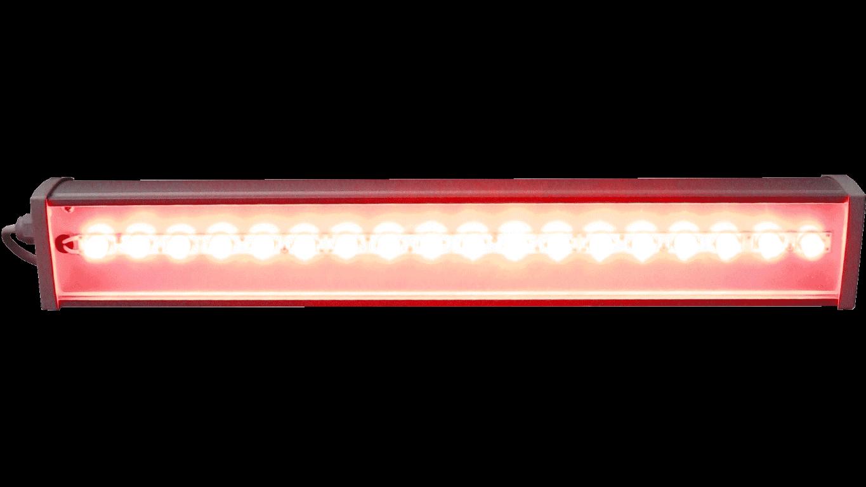Красный свет или красный цвет