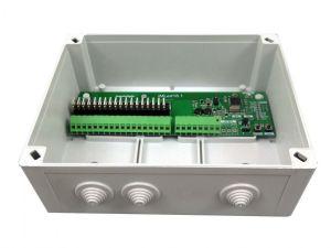 Контроллер iMLed18 (18кан, 15А/кан, Iобщ=72А, U=4-27V, 20прог, IP54