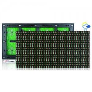 Светодиодный модуль CaiLiang Р10 двухцветный 1R1G 320х160 мм