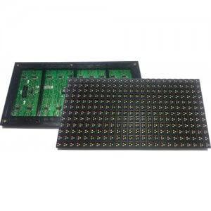 Светодиодный модуль Cailiang Р-13.3 RGB DIP 320х160 мм