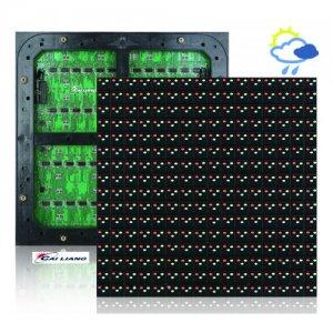 Светодиодный модуль CaiLiang Р16 RGB полноцветный 256х256 мм
