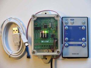 Контроллер iMLed3RGB_Pro (3ch,10А/ch)