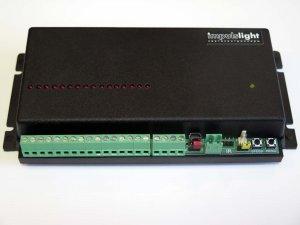 Контроллер iMLed16x3_Pro (16кан,3А/кан,Iобщ=48А,U=5-12Vпрограммируемый ,IP30)