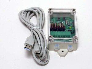 Контроллер iMLed6_Pro (6ch,15А/ch)