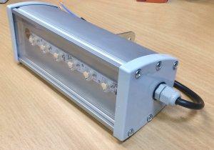 Низковольтный линзованный прожектор KVE Electric LV-1L-015-12/24