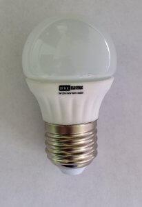Светодиодная лампа G45-03SP1  Е27