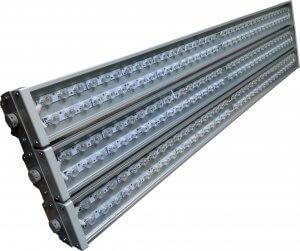 Промышленный линзованный светильник KVE-E-Strong-1000-240-C3