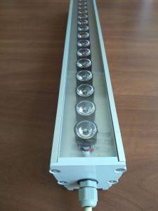 Светодиодный линейный архитектурный прожектор E-STRONG-500-20/40-N1 (с коллиматорами)