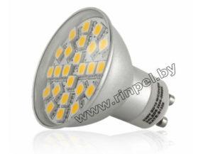 Светодиодная лампа GU10-03SS2, 3.5W