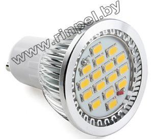 Cветодиодная лампа GU10-06SA1, 6W