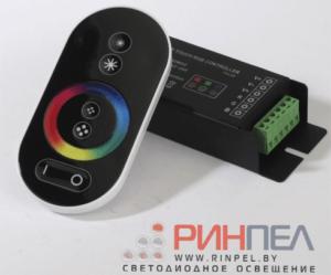 RGB Контроллер DDH-TC5 с сенсорным пультом управления