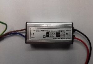 Драйвер для светодиодных прожекторов KVE -FL-030-28