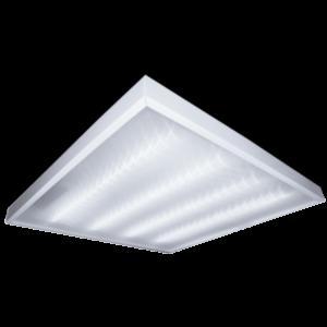 Встраиваемый (накладной) Грильято светодиодный светильник — 50 В