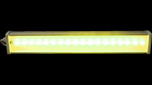 Архитектурный светильник 1000 мм 30 Вт 2520 лм жёлтый цвет