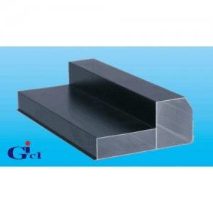 Профиль светодиодный Gicl 40х90х6000 мм