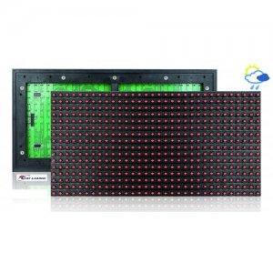 Светодиодный модуль CaiLiang P10 красный 320×160 мм