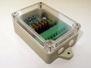 Контроллер iMLed4 (4кан, 15А/кан, Iобщ=30А, U=5-25V, 23прог, IP54)