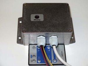 Контроллер iMLamp4_AC_PRO_3500 (4кан, 3500Вт, программируемый, белтлайт, дюралайт, лампы накаливания и светодиодные, IP65)