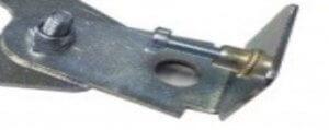 Кронштейн промышленный для АЛ-2327, АЛ-2071
